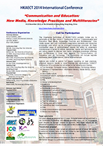 Call for Paper - HKAECT 2014