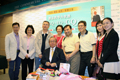 HKAECT Exco at Book Launch, Leo YAM